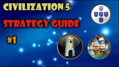 Civ 5 - Brave New World - Strategy Ep.1 (Portugal)