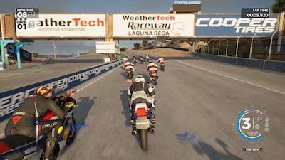 Ride 3 Career   Extra   THE HISTORY OF 2-STROKES Part 7   Honda NS400R