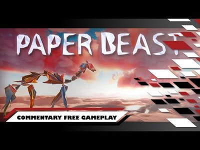 Paper Beast Is A Wonderfully Surreal Experience