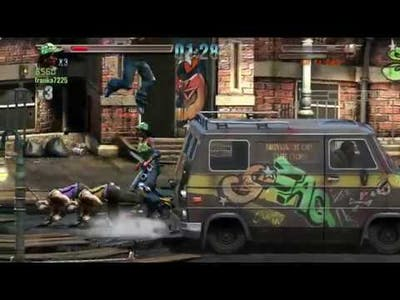 Raging Justice Play Through Stage 3