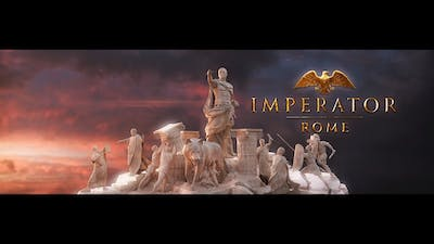 Imperator: Rome – New Paradox Game -  Announced!