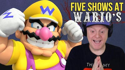 I TAKE WARIO TO THE NEW COLOSSEUM OF THE FIRST | FIVE SHOWS AT WARIO'S DIRECTOR'S CUT DLC