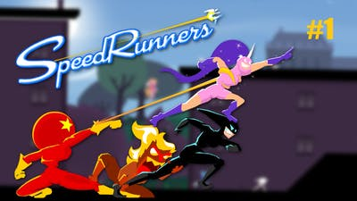 SpeedRunners #1: This Game is AWESOME!