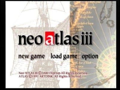 NEO ATLASⅢ 01