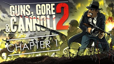 Guns Gore and Cannoli 2 - Chapter 1 - The Warehouse