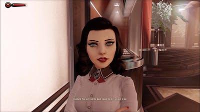"Bioshock Infinite | Burial at sea DLC Episode 1 | Part 1 : The ""Shockingly"" good dancers"