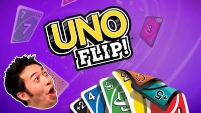Uno Flip Gameplay