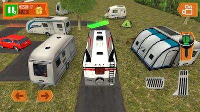 Camper Van Beach Resort Unlocking New Cars - Android Gameplay 2018
