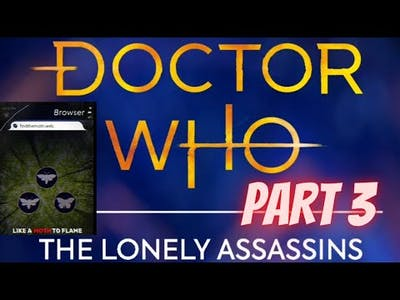Doctor WHO The Lonely Assassins Walkthrough Part 3 Android ios