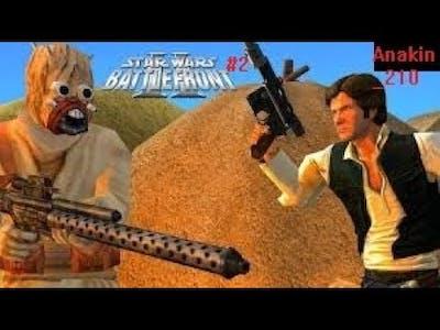 TATOOINE! | Star Wars Battlefront II (CLASSIC) [2]