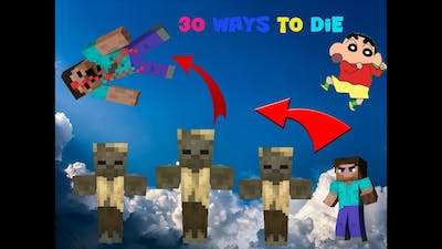 MANY HUSK KILLED ME IN 2 SECONDS [30 WAYS TO DIE]