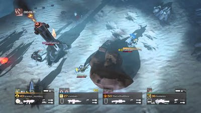 Helldivers - AC-5 Arc Shotgun vs Cyborgs
