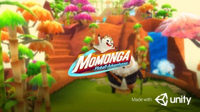 Momonga Pinball Adventures GAMEPLAY First 15 Minutes