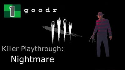 Killer Playthrough: Nightmare