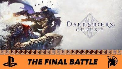 DARKSIDERS Genesis: Final Battle & End Credits