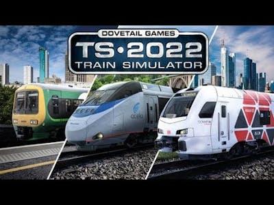 Was ist neu im TRAIN SIMULATOR 2022 – Deluxe Version?