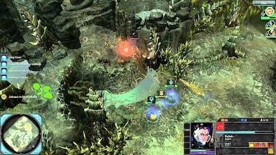 Retribution - Eldar Campaign 1 (some aliens killed a guy)
