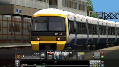 Train Simulator 2021, Chatham main line, Rainham-Rochester ( new ).