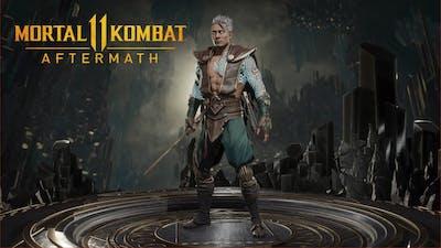 Mortal Kombat 11 Aftermath - Fujin Gear Showcase! Skins, Gear, Outro & Intros!