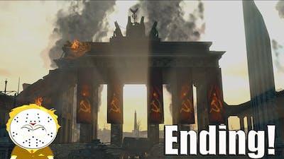 Sniper Elite V2 Remastered Part 11 Final Battle And Ending Brandenburg Gate