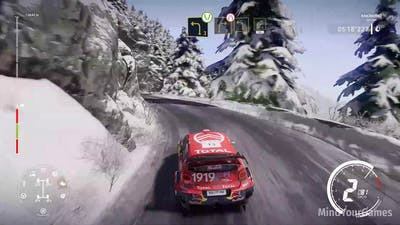 WRC 9 FIA World Rally Championship Rallye Monte Carlo Gameplay (PC HD) 1080p 60FPS