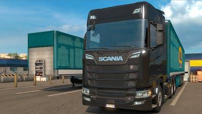 Euro Truck Simulator 2 - Italia - Roma to Napoli - Gameplay (PC HD) [1080p60FPS]