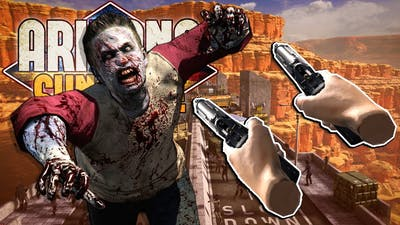 We Had To Escape The Zombie Apocalypse in VR! - Arizona Sunshine Multiplayer VR Gameplay