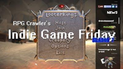 Indie Game Friday - Looterkings