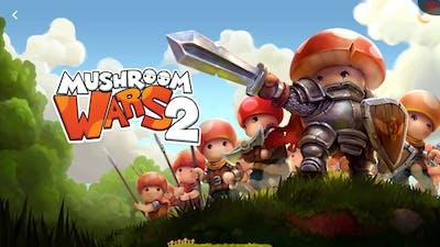 Mushroom Wars 2. let's play. Mission #25