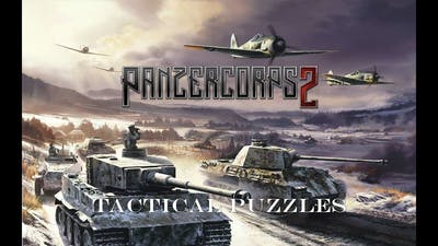 Panzer Corps 2   Tactical Puzzle   No. 10 Operation X