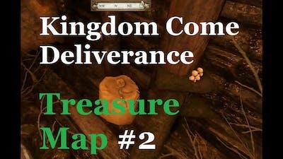 Kingdom Come Deliverance - Treasure Map #2