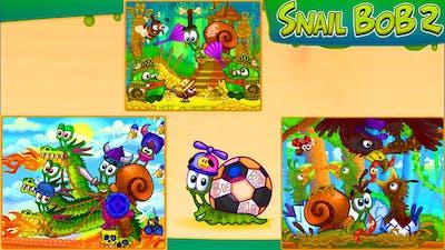 Snail Bob 2 Tiny Troubles Bonus Levels Episode 12 / Some more stories about snail Bob