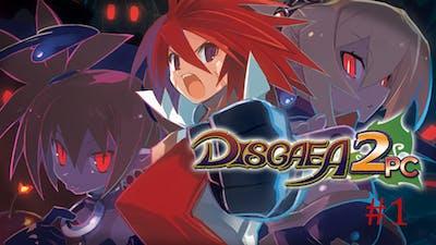 A DEMON SUMMONING?!?! - Disgaea 2 PC #1