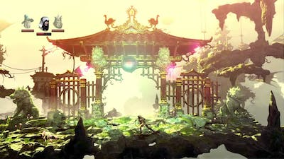 Trine 2: Complete Story great stage