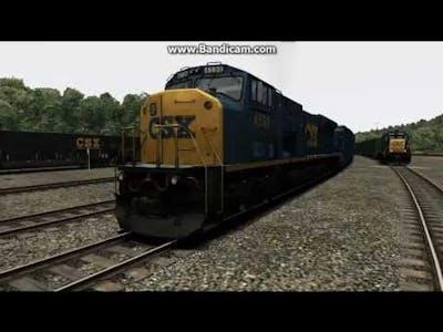 Train Simulator 2014 CSX SD80MAC