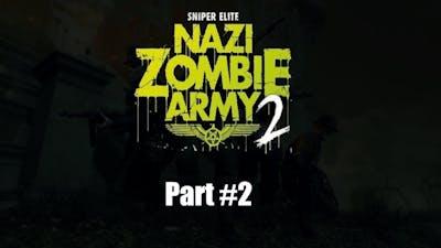 Sniper Elite: Nazi Zombie Army 2 - Purgatory: THE PREACHER! (Part 2)