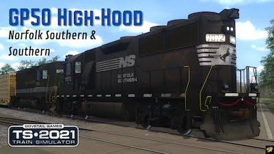 Train Simulator 2021: GP50 High Hood - N.S. & SOU