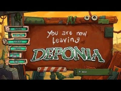 Goodbye Deponia - Finale: He's Off Now for Real