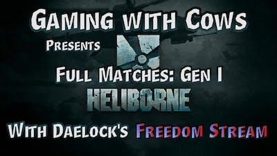 Heliborne - Full Match - Gen I