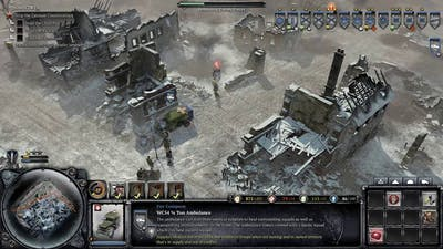 Company of Heroes 2 Ardennes Assault - Mission 8 - St.Vith