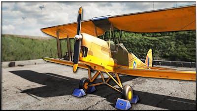 Plane Mechanic Simulator - I Broke Everything On This Plane in Plane Mechanic Simulator