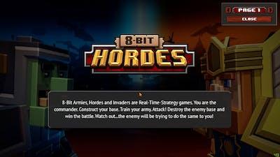 8-Bit Hordes - Epiz 1 wiff Bajsranden
