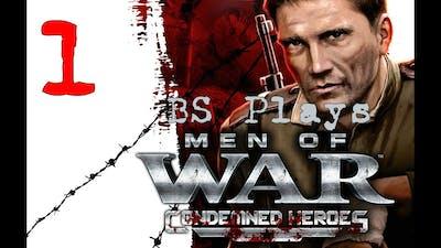 ☭Men of War: Condemned Heroes - Part 1☭