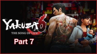 Yakuza 6: The Song of Life  4K Gameplay Walkthrough   Part 07