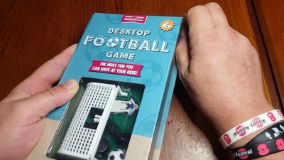 A NOT VERY GOOD DESK TOP FOOTBALL GAME BY THE GAMES COMPANY