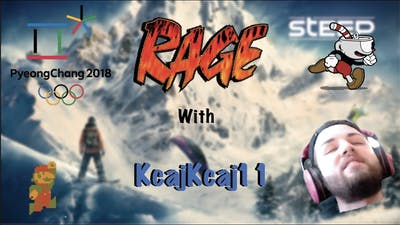 RAGE...Steep Olympic Games DLC - KcajKcaj11