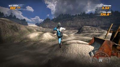Playing MX vs. ATV Supercross Encore