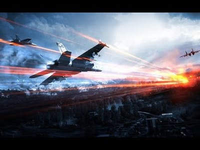 #Janes advanced strike fighters 1st mission gameplay