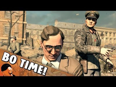 "Sniper Elite V2 Remastered - ""Opernplatz"""