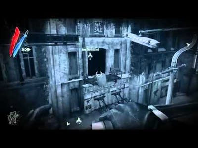 Dishonored Knife Of Dunwall DLC Gameplay Walkthrough   Eminent Domain Pt 2 Commentary